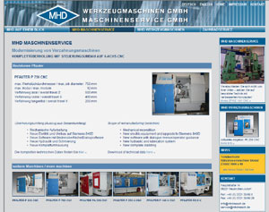 MHD Werkzeugmaschinenhandel GmbH